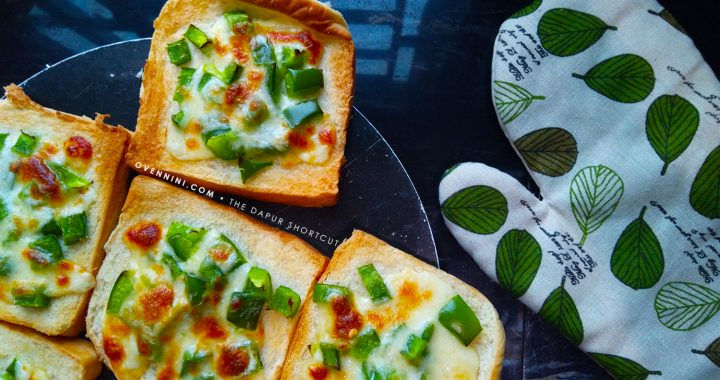 PIZZA BAWANG CAPSICUM & TIPS BILA ANAK BELUM SUKA BAWANG/SAYUR